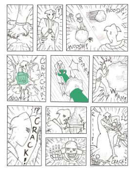 Legend of the Tree Dwellers Page 777 by Banquo0