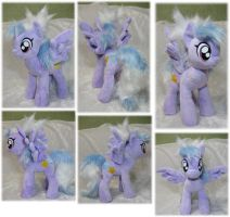Cloudchaser plush by Rens-twin