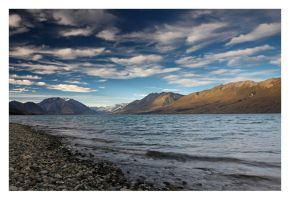 Lake Ohau by The-name1ess