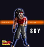 warrior sky by Exile-062
