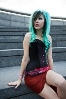 Londinium corsets stock 25 by Random-Acts-Stock