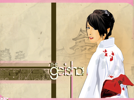 Geisha by kickz8