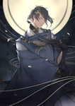Mikazuki Munechika [Night] by rynisyou