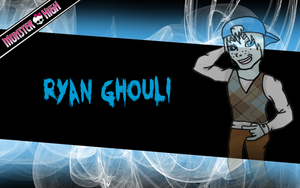 Ryan Ghouli Wallpaper by Gomamon4life