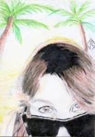 Sketch Card: Island Dreams - 8 by JasonShoemaker