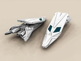 High Speed Scout LWO by dmaland