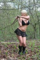 Warrior Queen - 30 by Singingnaturist