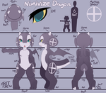 Nimivize dragon (ref) by phation