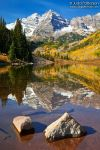Maroon Bells by juddpatterson