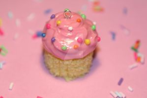 Realistic Clay Cupcake For Sale by ClayConfectionary