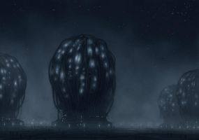 neurobuildings by DarkEnter