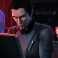 SWtoR - Malavai Quinn Distracted by Lawrichai