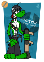 [TF2 Cartoon] Yetshi, the Rocket jumper by McTaylis