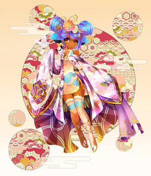 Of Flowers and Birds by Oma-Chi