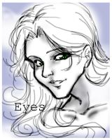 HP Lily Potter EYES by Cresci