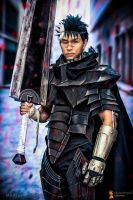 Guts Berserk Cosplay - Warrior Will Soon Run Wild by JFamily