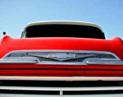 old chevy by mtbp