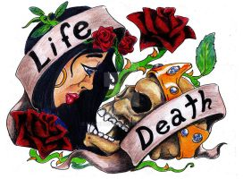 Life Death by marsh1969