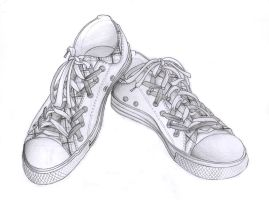 Shoes sketch by Norm27