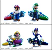 GM - Mario Kart Wii by RatchetMario