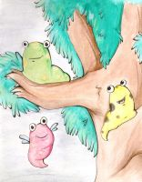 Slorgs in a Tree by Vernoona