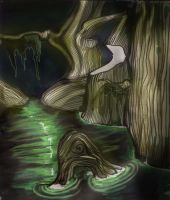 green swamp by pokadotspider