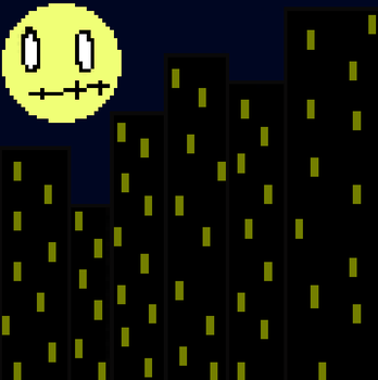 pixel city by typical-gamin-loser