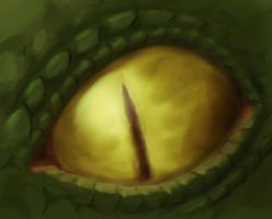Dragon's Eye by IBuro