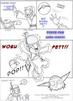 Force Pun: Wobufett by Angel-Wing101