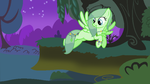 MLP OC - Mystic Leaf - adopted pony from Queen by HowlingWolf64
