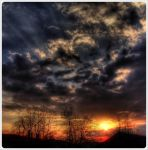 HDR Sunrise by barefootphotos