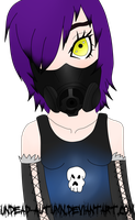 .:Masked Beauty:. by Undead-Autumn