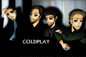 Coldplay by sasukee23loveeer