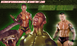 The Viper - Orton by DecadeofSmackdownV2