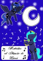 Melodies In The Moonlight by Jakrat-Rosemberd