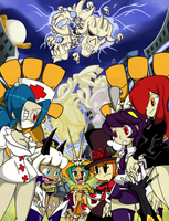 Skullgirls by metaEAT