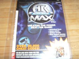 AR Action Replay MAX by Gexon
