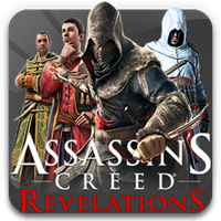 Assassin's Creed Revelations - Square Icon by GoldenArrow253