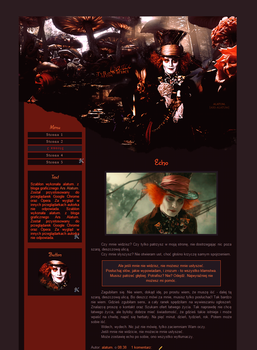 [007] The Mad Hatter by Skrzydlami-alatum