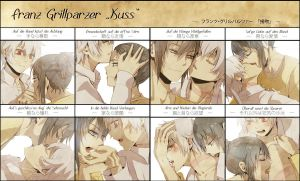 No.6 -  Kiss meme by Lancha
