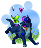 Gift : Lector by RuneDraconis