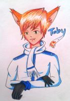 Toby by GleeAtack