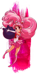 Sailor Chibimoon by peach-mork