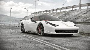 Ferrari458italia_Seaside_01 by NasG85