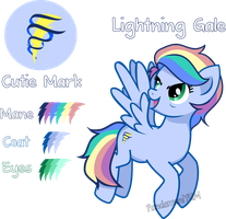 [NEXT GEN BIO] Lightning Gale by PandamoniYUM