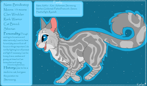 Updated Reference Sheet 2014 Brindlestep by Sowott
