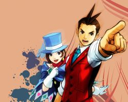 Apollo Justice Wallpaper by XDItsMe