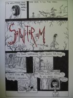 Sanitarium: part one, page two by TheSpyderQueen