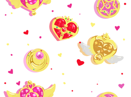 Sailor Moon background by McMugget