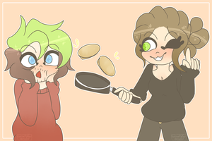 pancakes! by donodee